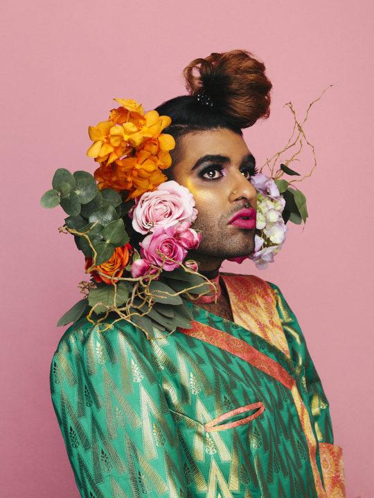 Alok Vaid Menon Headshot Eivind Hansen Print 540x720 - Tribeca Celebrates Pride // #LGBTQ+ Programming Announced for @Tribeca Film Festival
