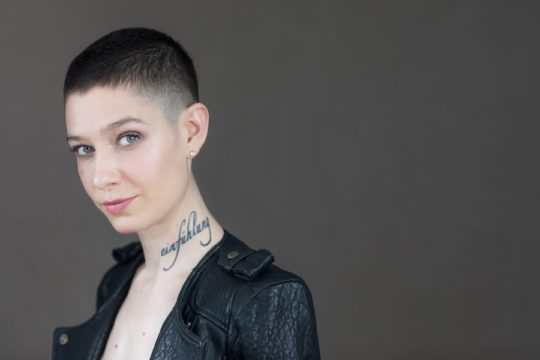 Asia Kate Dillon Headshot 540x360 - Tribeca Celebrates Pride // #LGBTQ+ Programming Announced for @Tribeca Film Festival #tribeca2019
