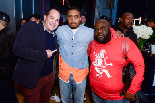 BFA 27642 3476628 540x361 - Nas presents Illmatic XXV: Memory Lane in NYC pop-up in honor of album's 25th anniversary @nas @sonysquarenyc @HennessyUS #illmaticxxv