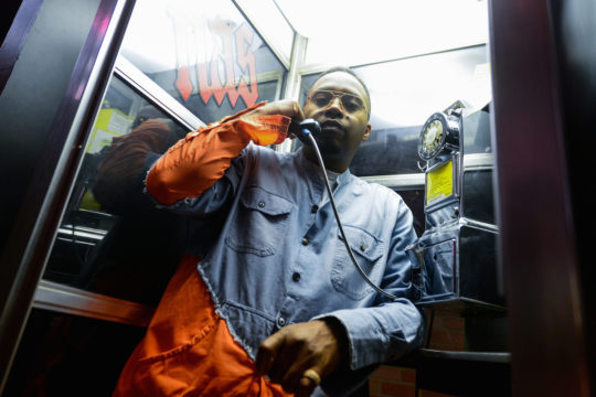 BFA 27642 3476664 540x360 - Nas presents Illmatic XXV: Memory Lane in NYC pop-up in honor of album's 25th anniversary @nas @sonysquarenyc @HennessyUS #illmaticxxv