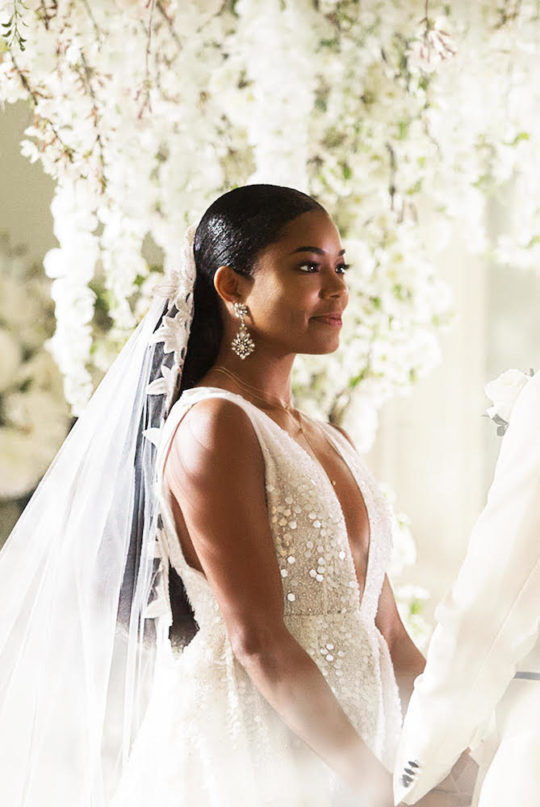BMJ Key Image 540x807 - Being Mary Jane celebrates series finale with #wedding cake billboard created by Ayesha Curry  @BET @itsgabrielleu @ayeshacurry #BeingMaryJane