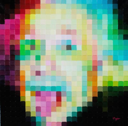 Contemporary Einstein by Sveta Esser Blue Gallery 540x535 - 41st Annual ArtExpo New York April 4-7, 2019 @ArtexpoNewYork #artexpo