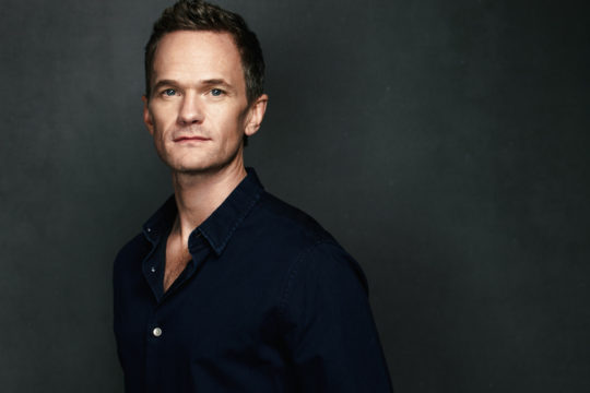 Neil Patrick Harris Headshot 540x360 - Tribeca Celebrates Pride // #LGBTQ+ Programming Announced for @Tribeca Film Festival #tribeca2019