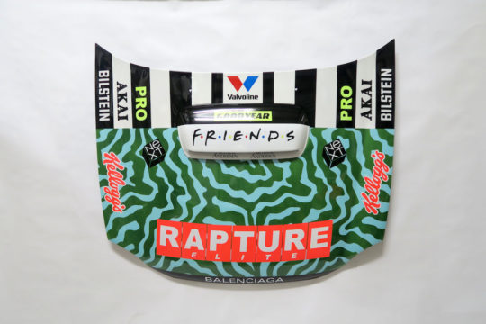 Rapture 540x360 - DOOM TOMB exhibition April 27-28, 2019 by David Gwyther aka#DeathSprayCustom @CCCManhattan