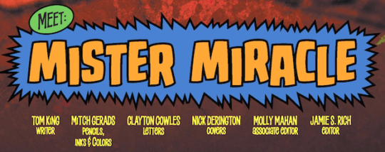 Screen Shot 2019 04 22 at 12.20.09 PM 1 540x214 - Mister Miracle TPB by Tom King and Mitch Gerads @TomKingTK @MitchGerads @DCComics #MisterMiracle