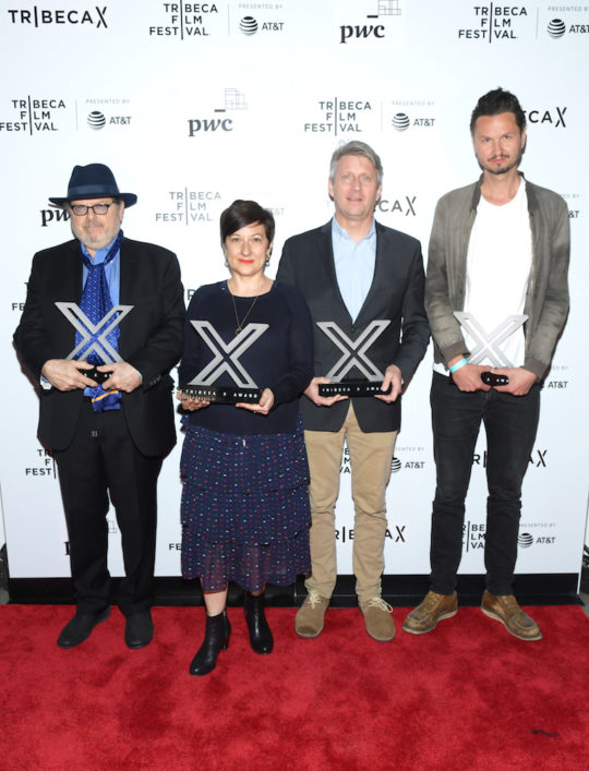 TribecaXWinners 540x707 - Tribeca X Awards winners announced @tribeca @PwCUS #Tribeca2019