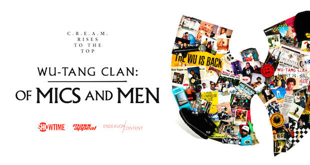 Wu Tang Clan Of Mics and Men 620x330 - Wu-Tang Clan: Of Mics and Men - Trailer  @wutangclan @Sho_Docs @Tribeca #SachaJenkins #Tribeca2019 #OfMicsandMen
