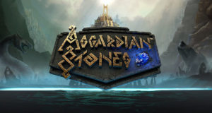 asgardian stones 1 300x160 - The best ancient history themed slots
