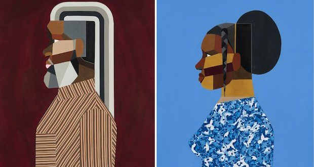 da 620x330 - Derrick Adams: Interior Life February 26- April 20, 2019 Luxembourg and Dayan @derrickadamsny @LuxembourgDayan