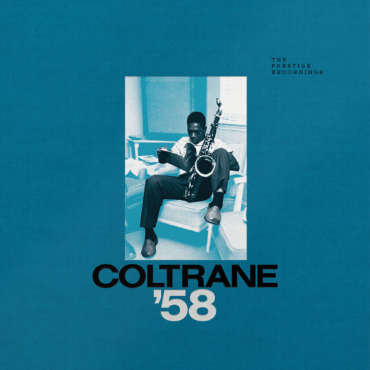 vinyl cover image 540x540 - #Vinylbase: Coltrane '58: The Prestige Recordings @JohnColtrane @craftrecordings