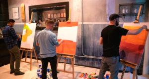 092 DSC01878 300x160 - Event Recap: Pernod Ricard Art Battle @ournewyorkvodka @PernodricardUSA @NapkinKilla