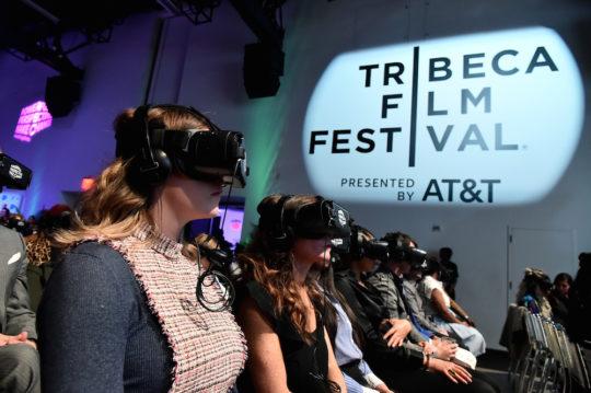 1146138090 540x359 - Salesforce & Tribeca Film Festival Present: Make Change: Storytelling As A Platform For Change @RobinRoberts @ImAngelaBassett @SalesForce @bradleylbar @tribeca #Tribeca2019