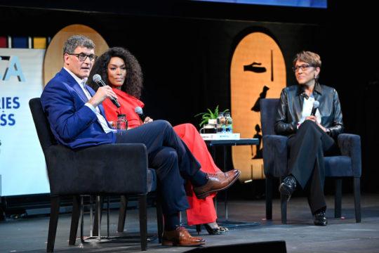 1146139579 540x360 - Salesforce & Tribeca Film Festival Present: Make Change: Storytelling As A Platform For Change @RobinRoberts @ImAngelaBassett @SalesForce @bradleylbar @tribeca #Tribeca2019