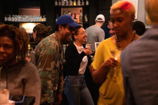 Dave Ortiz Partner Our New York 540x360 - Event Recap: Pernod Ricard Art Battle @ournewyorkvodka @PernodricardUSA @NapkinKilla