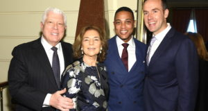 Dennis Basso Marion Waxman Don Lemon Tim Malone 300x160 - 6th Annual Collaborating For A Cure Ladies Luncheon To Benefit Cancer Research @donlemon @waxmancancer @lawlormedia