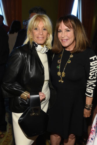 Lorraine Malasky and Andrea Stark 334x500 - 6th Annual Collaborating For A Cure Ladies Luncheon To Benefit Cancer Research @donlemon @waxmancancer @lawlormedia