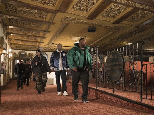 Wu Tang Clan 2 540x405 - Wu-Tang Clan: Of Mics and Men Interview by Jonn Nubian @wutangclan #SachaJenkins #Tribeca2019 #OfMicsandMen
