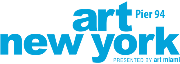 logo amny 2016 banner 620x222 - 5th Edition of Art New York May 2- May 5, 2019 at Pier 94 @artmiamifairs #ArtNewYork