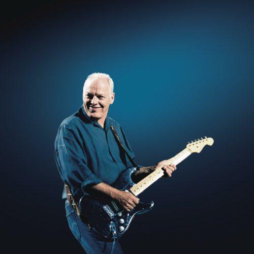 David Gilmour with Black Strat photo Polly Samson 500x500 - Christie's presents The David Gilmour Guitar Collection June 14-19, 2019 @ChristiesInc @_DavidGilmour @pinkfloyd @SennheiserUSA #GilmourGuitars
