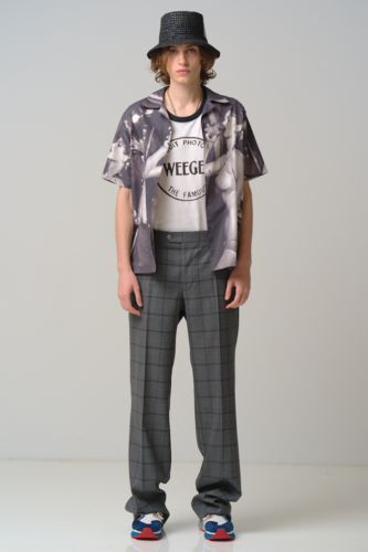 David Hart SS20 Look 8 333x500 - David Hart SS20 Runway Collection @ICPhotog  #Weegee @davidhartnyc #nymd