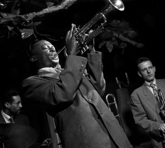 Miles Davis 2 © Herman Leonard Photography LLC 540x485 - #VinylBase: Miles Davis: The Complete Birth of the Cool @milesdavis @NefofMiles @erindavisMDP #TheBirthoftheCool #milesdavis