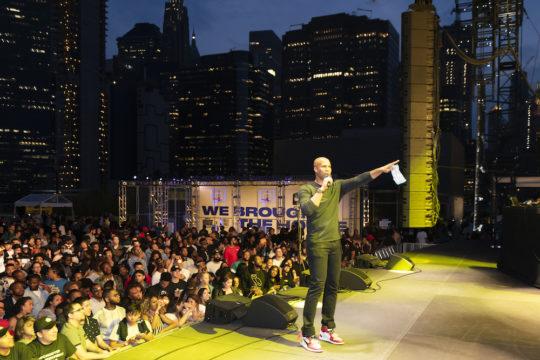 RS664055 2019 6 5 ESPN NBA Finals Pier 17 221 540x360 - Event Recap: ESPN House: New York / 2 Chainz Concert for #NBAFinals @espn @Pier17NY @2chainz @Rjeff24 #ESPNHOUSE