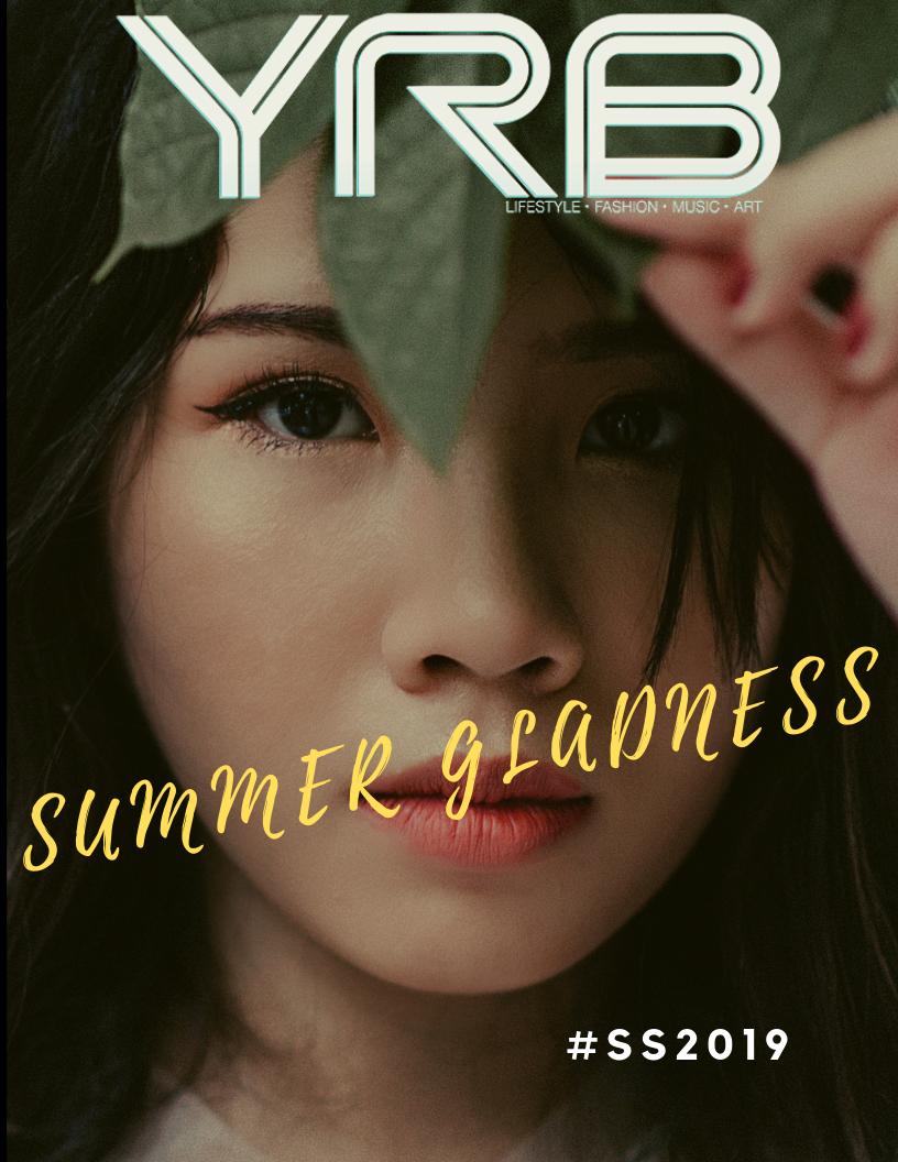 SummerGladness – Solstice Essentials Index Vol 1 #giftguide     YRB