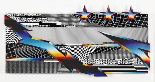 PANTONE CTB HVSFP W3 DIMENSIONAL 025 V5 HD medium JMLUBRANO 500x267 - Hennessy V.S Limited Edition release by Felipe Pantone and A$AP Ferg @hennessyus @asapferg #felipepantone