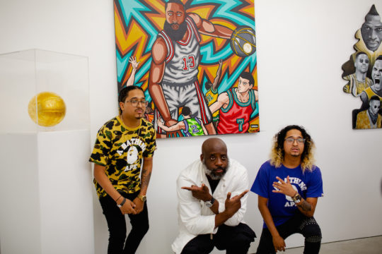 406A2147 540x360 - NBPA Presents: Players' Voice Awards Art Exhibit August 22-September 7, 2019 at Compound Gallery @TheNBPA @thecompound__ @Iam_SetFree