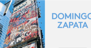 Portable Network Graphics image 300x160 - Feature: Domingo Zapata completes of Largest Mural in NYC @domingozapata @IBEROSTAR_ENG #domingozapata
