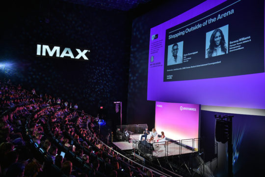 AW1 1944 540x360 - Event Recap: Serena Williams in converation with Julia Boorstin and Guru Gowrappan Advertising Week @serenawilliams @gurugk @JBoorstin @advertisingweek