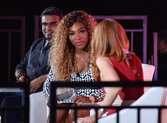 AW2 6223 540x397 - Event Recap: Serena Williams in converation with Julia Boorstin and Guru Gowrappan Advertising Week @serenawilliams @gurugk @JBoorstin @advertisingweek