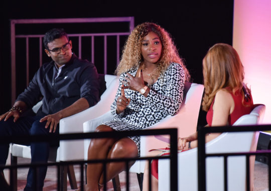 AW2 6287 540x381 - Event Recap: Serena Williams in converation with Julia Boorstin and Guru Gowrappan Advertising Week @serenawilliams @gurugk @JBoorstin @advertisingweek