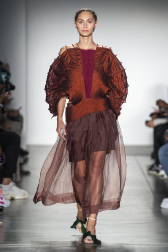 CAAFD RS20 0072 334x500 - #CAAFD presents Vaishali S. Spring Summer 2020 Collection during #NYFW @vaishalivs #ss20 #CAAFDNYFW