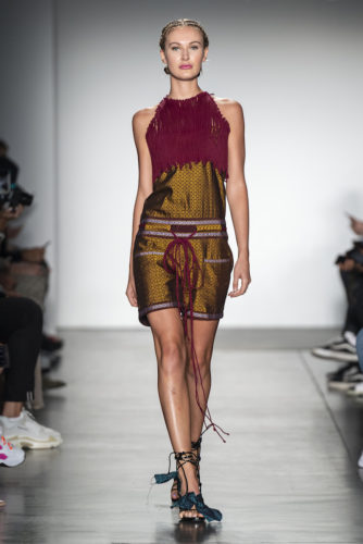CAAFD RS20 0116 334x500 - #CAAFD presents Vaishali S. Spring Summer 2020 Collection during #NYFW @vaishalivs #ss20 #CAAFDNYFW