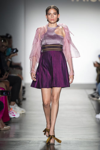 CAAFD RS20 0343 334x500 - #CAAFD presents Vaishali S. Spring Summer 2020 Collection during #NYFW @vaishalivs #ss20 #CAAFDNYFW