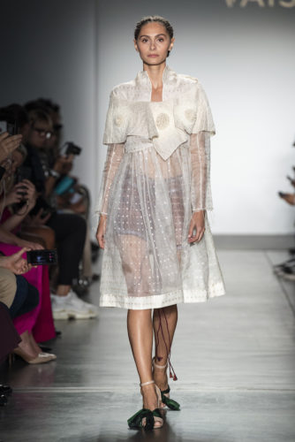 CAAFD RS20 0402 334x500 - #CAAFD presents Vaishali S. Spring Summer 2020 Collection during #NYFW @vaishalivs #ss20 #CAAFDNYFW