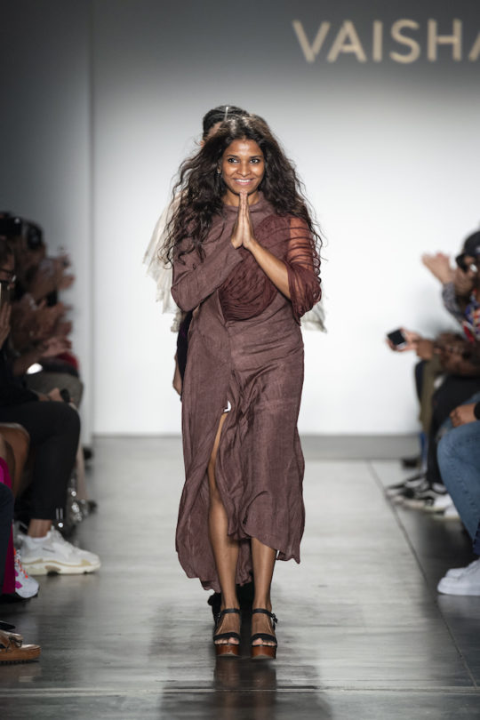 CAAFD RS20 0571 540x810 - #CAAFD presents Vaishali S. Spring Summer 2020 Collection during #NYFW @vaishalivs #ss20 #CAAFDNYFW