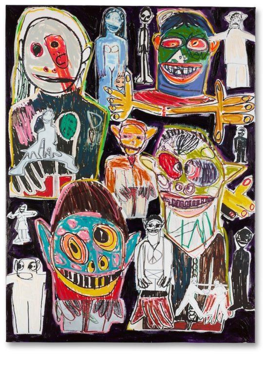 Prince High Times 540x758 - Q-Tip: The Collection Exhibition at Bonhams September 20 - October 4, 2019 @QtipTheAbstract @bonhams1793