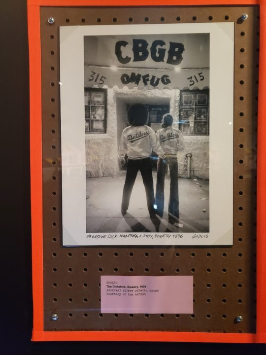 20191017 221030 540x720 - Punk Lust: Raw Provocation 1971-1985, on view until November 30, 2019 at Museum of Sex @museumofsex