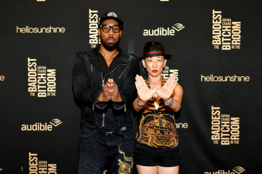 5d94f596865dc 1 540x360 - Event Recap: Sophia Chang & More Celebrate Audio Memoir Launch @Sophchang @audible_com @hellosunshine @rza @jheil @bevysmith @djdnice @kimmythepooh @FLYestintheeERA