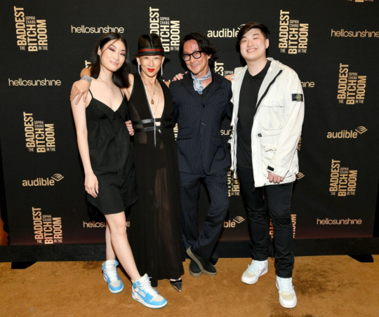 5d94f5ef19cbc 540x452 - Event Recap: Sophia Chang & More Celebrate Audio Memoir Launch @Sophchang @audible_com @hellosunshine @rza @jheil @bevysmith @djdnice @kimmythepooh @FLYestintheeERA