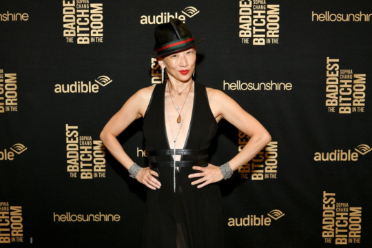 5d94f606a860e 540x360 - Event Recap: Sophia Chang & More Celebrate Audio Memoir Launch @Sophchang @audible_com @hellosunshine @rza @jheil @bevysmith @djdnice @kimmythepooh @FLYestintheeERA