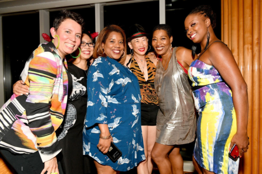 5d94f6e44af03 540x360 - Event Recap: Sophia Chang & More Celebrate Audio Memoir Launch @Sophchang @audible_com @hellosunshine @rza @jheil @bevysmith @djdnice @kimmythepooh @FLYestintheeERA