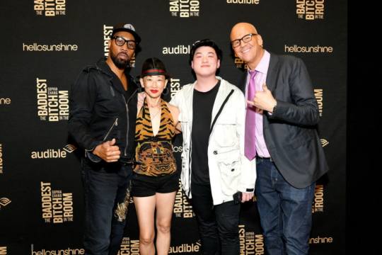 5d94f718a43c6 540x360 - Event Recap: Sophia Chang & More Celebrate Audio Memoir Launch @Sophchang @audible_com @hellosunshine @rza @jheil @bevysmith @djdnice @kimmythepooh @FLYestintheeERA