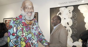 DSC9661 300x160 - Event Recap: Danny Simmons Alone Together Private Reception at George Billis Gallery @ogilvy @rush_art @miolowinegroup_ #ShinjuWhisky #AloneTogether