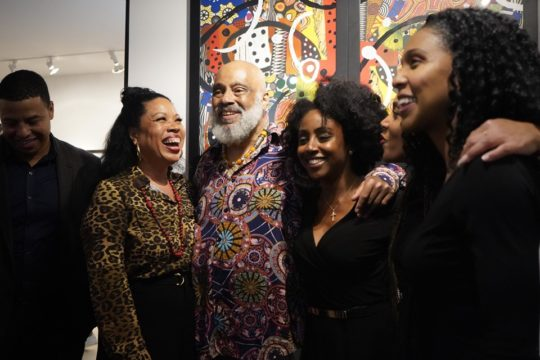 og2 540x360 - Event Recap: Danny Simmons Alone Together Private Reception at George Billis Gallery @ogilvy @rush_art @miolowinegroup_ #ShinjuWhisky #AloneTogether