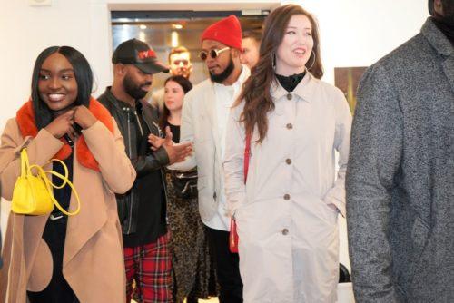 photos by Stella Magloire 110 500x334 - Event Recap: Art Now After Hours Season One Launch @artnowafterhours #artnownyc