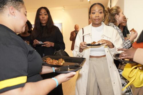 photos by Stella Magloire 113 500x334 - Event Recap: Art Now After Hours Season One Launch @artnowafterhours #artnownyc
