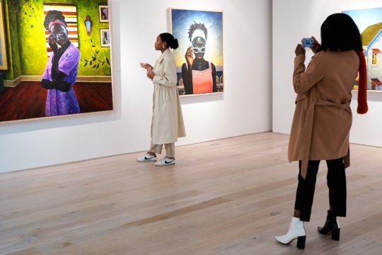 photos by Stella Magloire 136 540x360 - Event Recap: Art Now After Hours Season One Launch @artnowafterhours #artnownyc